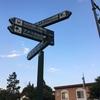 山手本通りの山元町交差点からアメリカ山公園を歩いた