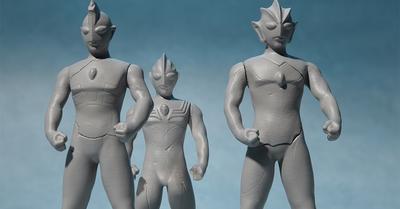 【予約開始!】超動ウルトラマン ウルトラマンティガ-光を継ぐもの-
