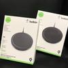 【購入】Belkin Wireless Charging Pad 10W