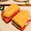 パニーノジュストそごう横浜店で熟成生ハム+白トリュフの風味でパニーニを食べる!