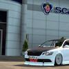【ETS2】 Scania R & Streamline Modifications V2.0を入れてみた