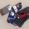日本製[奈良]の足袋ソックスきもちんよい