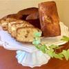 メープルとクリームチーズのバターケーキ