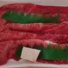 ふるさと納税の近江牛ですき焼きを作りました