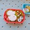 ~お魚サンドイッチ&うずらアザラシのキャラ弁~冷凍食品を使わず可愛い幼稚園弁当