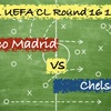 【思惑のぶつかり合い】UEFA CL Round16 1st Leg アトレティコ・マドリード vs チェルシー