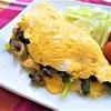 【簡単卵料理】野菜も一緒に!包まない『お手軽オムレツ』レシピ3種