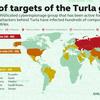 政府機関を狙う謎の巨大スパイ組織によるマルウェア「Turla」は衛星回線をも利用していることが明らかに