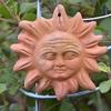 イタリア トスカーナで購入の太陽のプレート