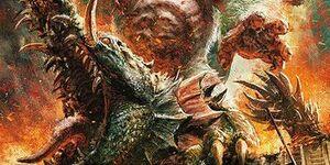 【ランペイジ巨獣大乱闘】感想:ロック×ニーガン夢の共演、ド迫力の巨獣アクション
