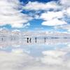 ウユニ塩湖とレイクテカポに行ってみたい!!