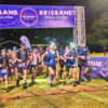 Brisbane Trail Ultra Festival 110km 出場した -3