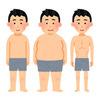 痩せている人と太っている人がいる理由