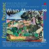 プーランク生誕120周年 名手たちによる粋なプーランク管楽器室内楽作品集 アンサンブル・コンフェデラチオ MDG