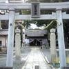 浜松の松尾神社に初詣