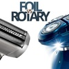 Similarities Between a Rotary and Foil Shaver