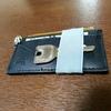 CRABBY Wallet(クラビーウォレット)のブラック(レザー)使用感!