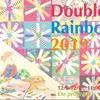 Double Rainbow 2019 キルトとイラスト展を行いました☆
