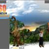 360 Theater Cambodia のテントのデザインが完成しました!