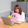 【星のカービィ】PCクッション『星のカービィ』クッション【バンダイ】より2019年3月発売予定♪