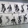 O美術館の「座の会展2020」を見る
