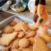 久々にクッキー焼きました🍪
