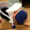 水難の相 - 年子育児日記(3歳0ヶ月,1歳半)