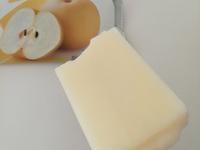 ウチカフェ「日本のフルーツ」蔵王町産和梨は、買い占めるべき和梨のアイスである。