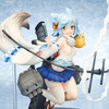 【アズレン】1/7『吹雪』完成品フィギュア【ブロッコリー】より2020年2月発売予定☆