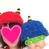 節分☆鬼の帽子の作り方♪編み図付き