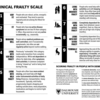 Clinical Frailty Scaleに関して