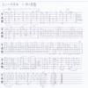 制作メモ;初期作品の記録~五つの前奏曲