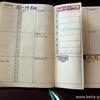 【手帳術・ノート術】「ダッチドア」をバレットジャーナルと語学学習ノートで試してみたよ