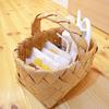 北欧カゴ ノルディックバスケットでキッチンのごちゃごちゃをスッキリ収納