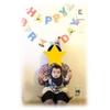 あっくん,おとーちゃんの誕生日を祝ってくれた!