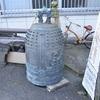 京阪「七条駅」から東本願寺へ、その途中でなぞの梵鐘を発見!