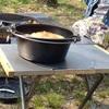 キャンプの必需品!みんな持ってるユニフレームの焚き火テーブルの魅力とは?