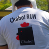 第3回Chabo! チャリティーランイベントでカメラマンやってきました!