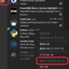 Fusion360API VSCodeでの極小Tips