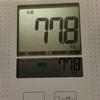 今日の測定(2018年6月3日(日)12:00)