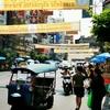 タイのイベント齋(ジェー)が始まりました。