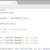 【Unity】オブジェクトをランダムな位置、角度で配置する【C#】