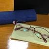 3-167   眼鏡のレンズよ。出てきておくれ〜〜