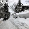 温泉に入るニホンザル・スノーモンキーを見にいこう 長野駅~上林温泉まで