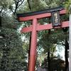 根津神社で お写ん歩!