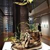 時間が経って、ますます印象深く                  ミッシェル・ブラジー展「リビングルームⅡ」