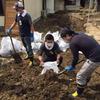 鹿沼市でのボランティア活動