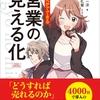 『まんがでできる 営業の見える化』著者長尾一洋、まんが久米礼華が、6月26日にキンドル電子書籍ストアにてリリース