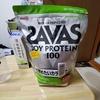 SABAS-ザバス- ソイプロテインが届きました!!