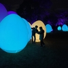 チームラボ福岡城跡 光の祭へ